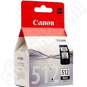 High Capacity Canon PG 512 Black Ink Cartridge