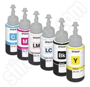 Epson EcoTank L850 Ink Cartridges | Stinkyink com