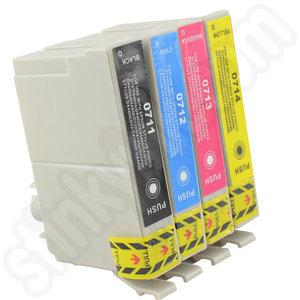 Wonderbaar Epson Stylus DX4000 Ink Cartridges | Stinkyink.com LQ-91