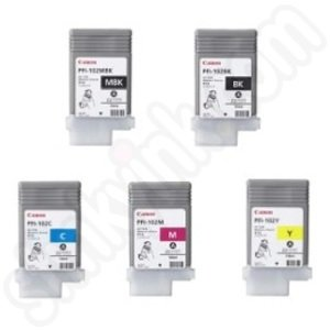 Canon imagePROGRAF iPF750 Ink Cartridges | Stinkyink com