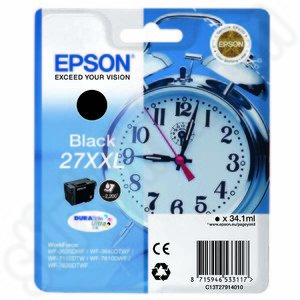 Epson Alarm Clock