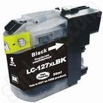 High Capacity Compatible Brother LC127BK Ink Cartirdge