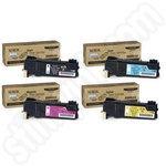 Multipack of Xerox 106R0133 Toner Cartridges
