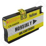 Refilled HP 951XL Yellow Ink Cartridge