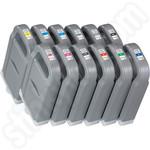 Multipack of High Capacity Canon PFI-706 Ink Cartridges