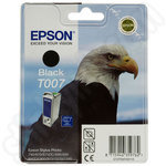 Epson T007 Black Ink Cartridge