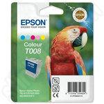 Epson T008 5-Colour Ink Cartridge