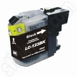 Compatible Brother LC123 Black Ink Cartridge