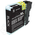 Compatible High Capacity Brother LC1100 Black Ink Cartridge