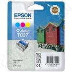 Epson T037 Colour Ink Cartridge