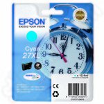 High Capacity Epson 27XL Cyan Ink