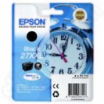 Extra High Capacity Epson 27XXL Black Ink