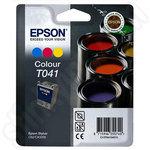 Epson T041 Colour Ink Cartridge