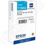 Extra High Capacity Epson 78XXL Cyan Ink Cartridge