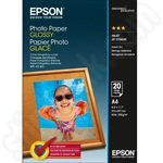 Epson A4 Glossy 200gsm Photo Paper - 20 Sheets