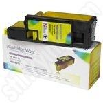 Premium Crystal Wizard 593-11019 Yellow Toner Cartridge