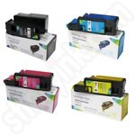 Multipack of Premium Crystal Wizard Dell 1250 Toner Cartridges