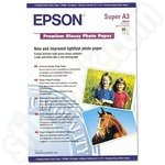 Epson A3+ Premium Glossy Photo Paper