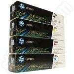 Multipack of HP 312A Toner Cartridges