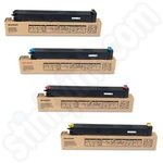 Multipack of Sharp MX-31 Toner Cartridges