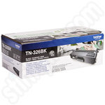 High Capacity Brother TN326 Black Toner Cartridge