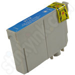 Compatible High Capacity Epson 27XL Cyan Ink Cartridge