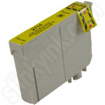 Compatible High Capacity Epson 27XL Yellow Ink Cartridge
