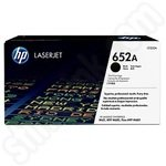 HP 652A Black Toner Cartridge