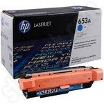 HP 653A Cyan Toner Cartridge