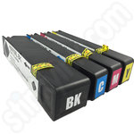 Remanufactured Multipack of HP 970XL and HP 971XL Ink Cartridges