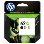 High Capacity HP 62XL Black Ink Cartridge
