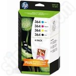 HP 364 Colour Multipack