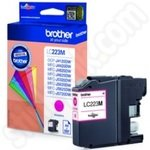 Brother LC223 Magenta Ink Cartridge