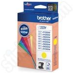 Brother LC223 Yellow Ink Cartridge