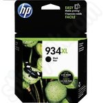 High Capacity HP 934XL Black Ink Cartridge