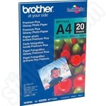 Brother A4 Premium Glossy Photo Paper