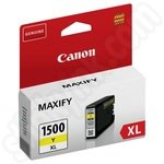 Canon PGI-1500XL Yellow Ink Cartridge