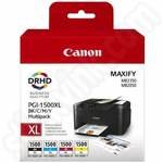 Multipack of Canon PGI-1500XL Ink Cartridges