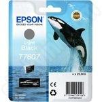 Epson T7607 Light Black Ink Cartridge