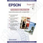 Epson A3+ 251gsm Premium Semi-Gloss Photo Paper