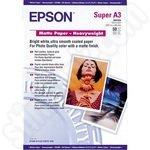Epson A3+ 167gsm Matte Photo Paper