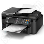 Epson Workforce WF-3620dwf Office Printer