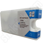 Compatible Extra High Capacity Epson 78XXL Cyan Ink Cartridge