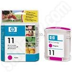 HP 11  Magenta Ink Cartridge
