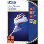Epson Ultra Glossy 13x18 Photo Paper 50 Sheets