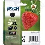 High Capacity Epson 29XL Black Ink Cartridge