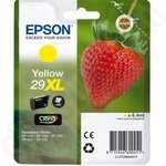 High Capacity Epson 29XL Yellow Ink Cartridge