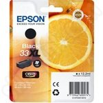 High Capacity Epson 33XL Black Ink Cartridge