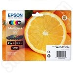 Multipack of Epson 33 Ink Cartridges