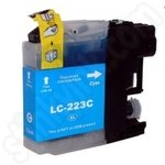 Compatible Brother LC223 Cyan Ink Cartirdge